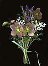 December Garden Nosegay by Barbara Wyeth