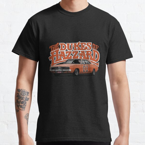 The Dukes of Hazzard / Dodge Charger / General Lee Classic T-Shirt