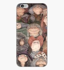 A Gaggle of Witches iPhone Case