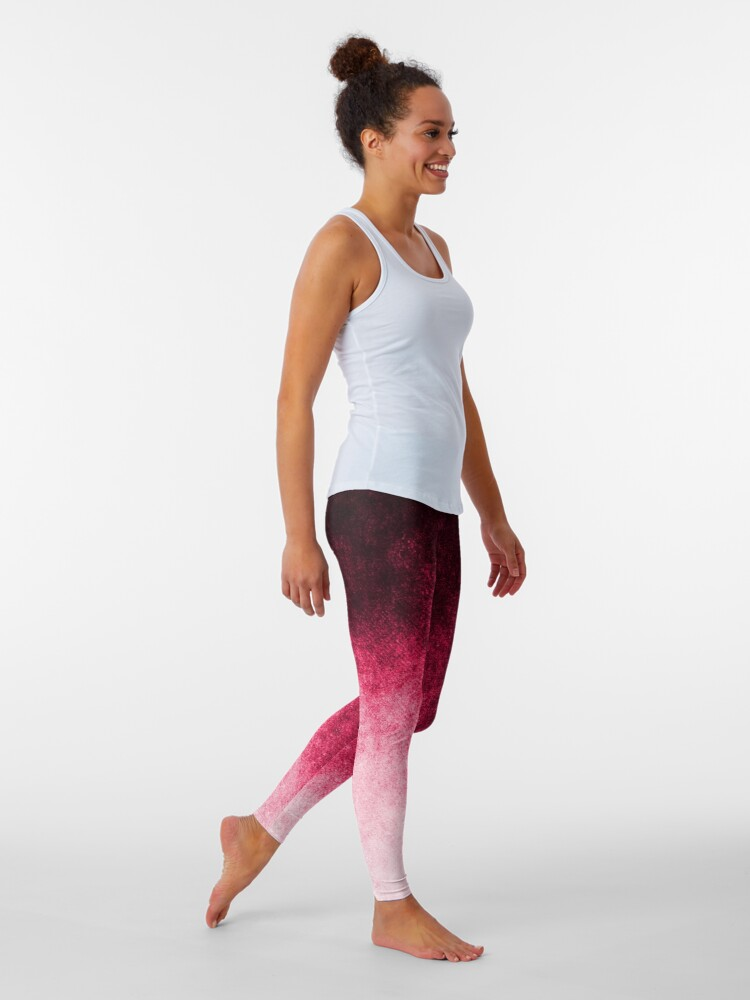 Alternate view of Abstract VI Leggings