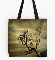 Tree Landscape Tote Bag