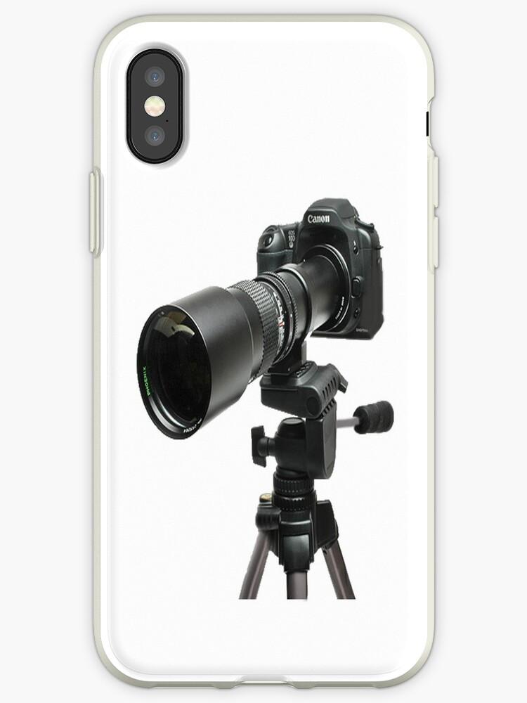 。◕‿◕。 ☀ ツ Camera on Tripod IPhone Case 。◕‿◕。 ☀ ツ by ✿✿ Bonita ✿✿ ђєℓℓσ