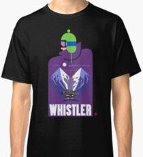 """Full Moon"" Whistler Village Shirt Classic T-Shirt"