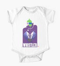 """Full Moon"" Whistler Village Shirt Kids Clothes"