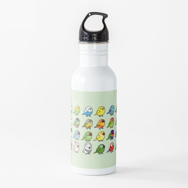 Everybirdy Collection Water Bottle