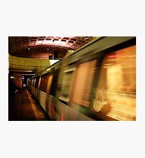 Metro Flash Photographic Print