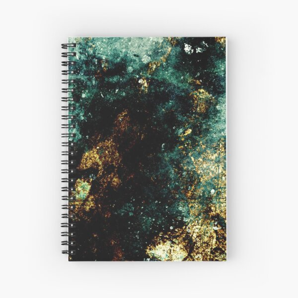 Abstract XIII Spiral Notebook