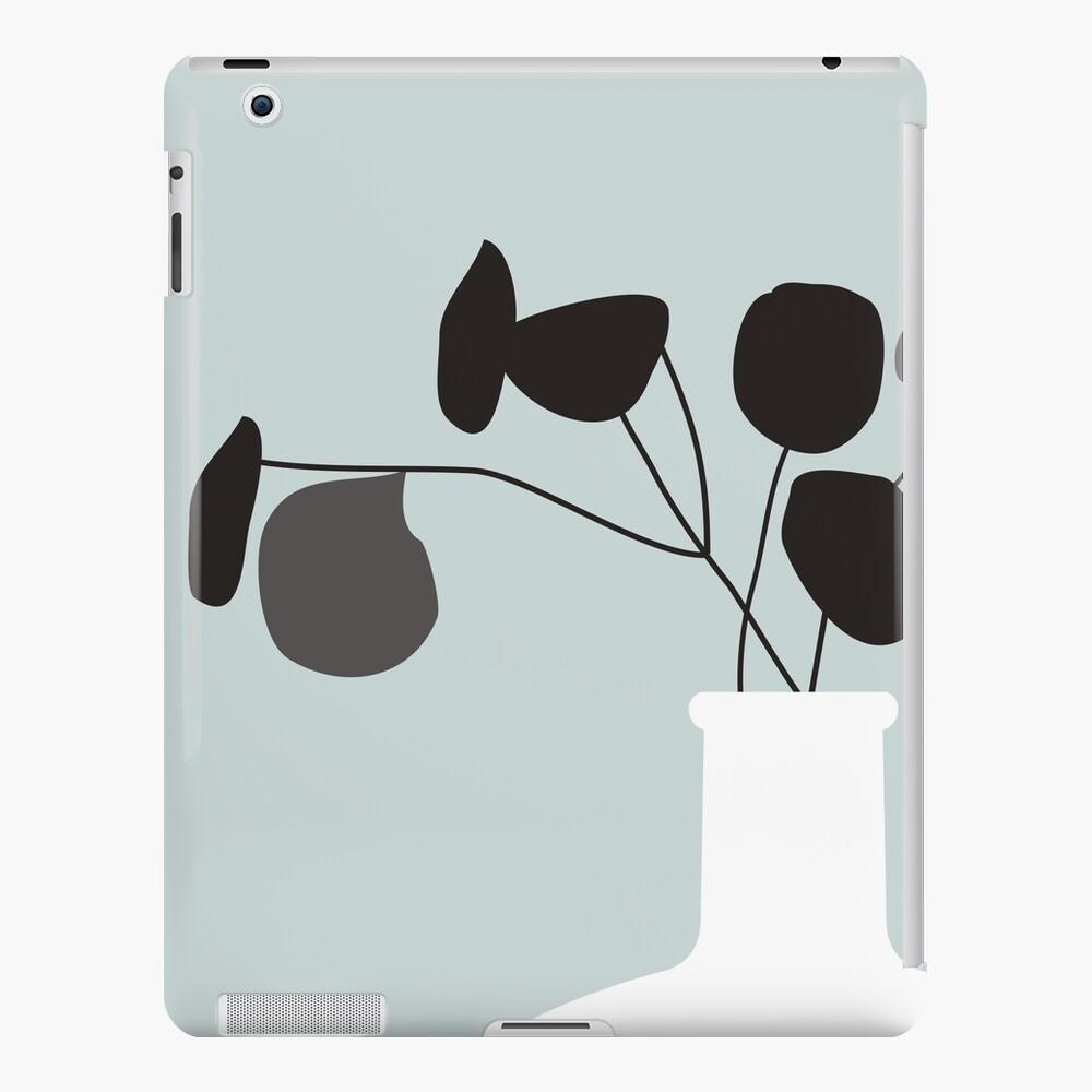 White Vase iPad Case & Skin