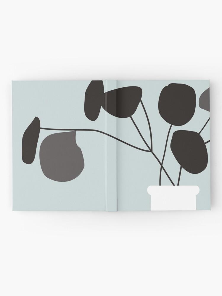 Alternate view of White Vase Hardcover Journal