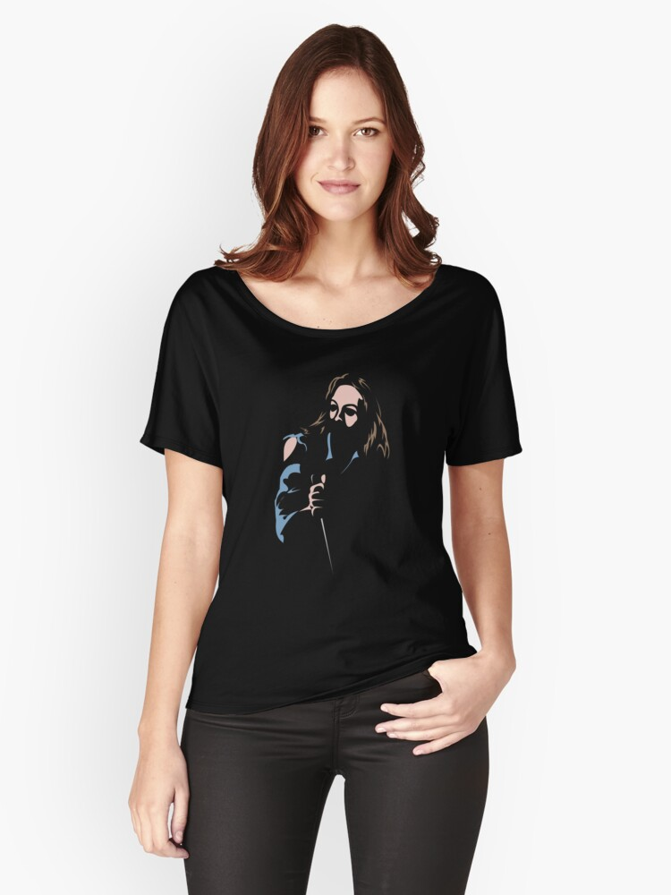 Final Girls - Laurie Strode Women's Relaxed Fit T-Shirt Front