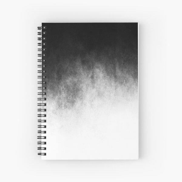 Abstract V Spiral Notebook