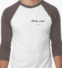 Strip Club Veteran Men's Baseball ¾ T-Shirt
