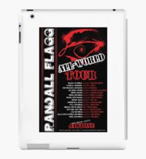 Randall Flagg World Tour- 80s Metal/Rock Style iPad Case/Skin