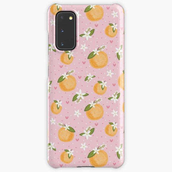 Orange Blossom Special Samsung Galaxy Snap Case