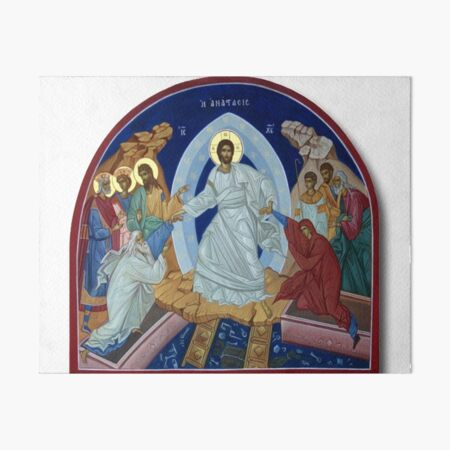 The Resurrection Art Board Print