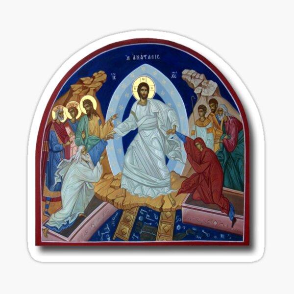 The Resurrection Sticker