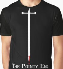 The Pointy End Graphic T-Shirt