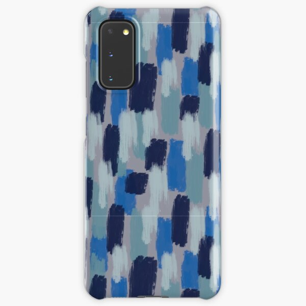 Blue Jean Baby Painted Samsung Galaxy Snap Case