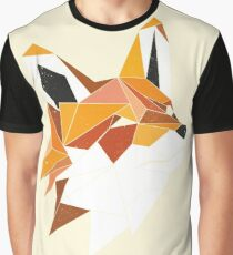 Faux Renard Graphic T-Shirt