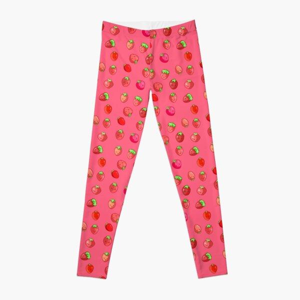 Poomki - Original Strawberries (Exclusive!) Leggings