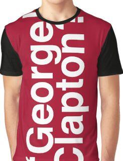 george! clapton? Graphic T-Shirt