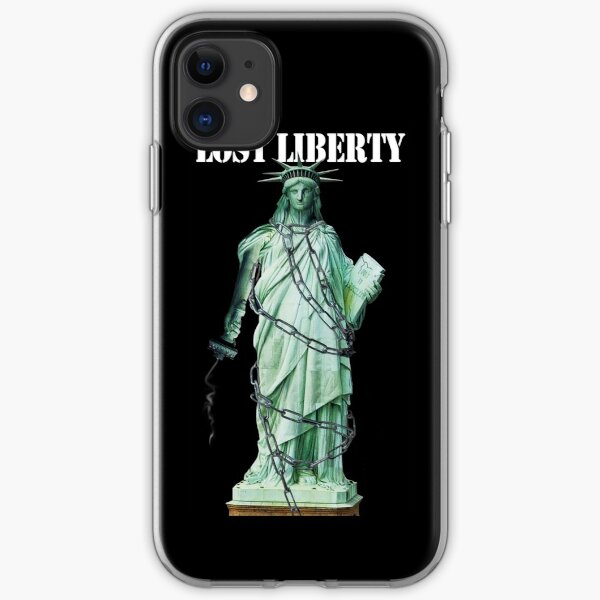 Lost Liberty iPhone Soft Case