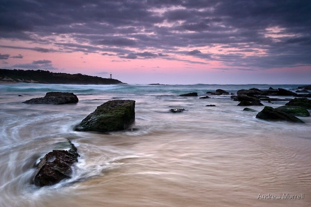 sunset at Soldiers by Andrew Murrell