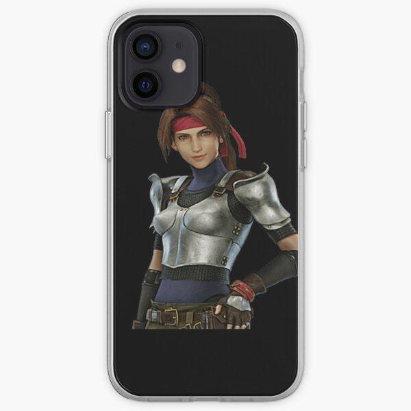Final Fantasy VII Remake Jessie iPhone Soft Case
