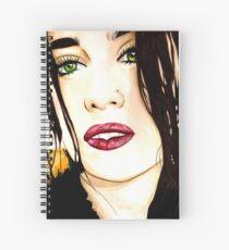 Cuaderno de espiral Lauren Jauregui Dibujo a lápiz Fifth Harmony