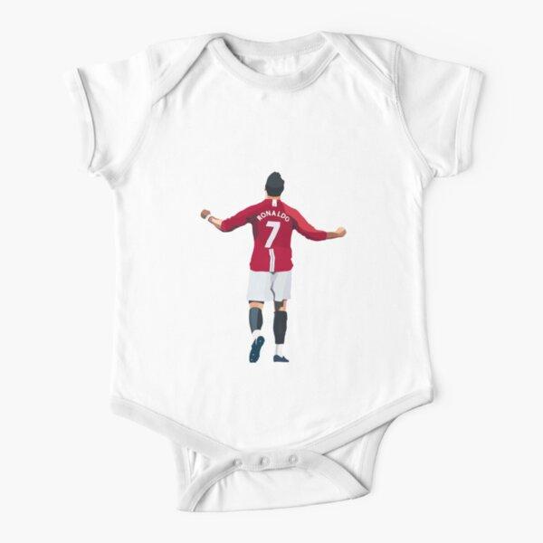 Cristiano Ronaldo Manchester United Legende Baby Body Kurzarm