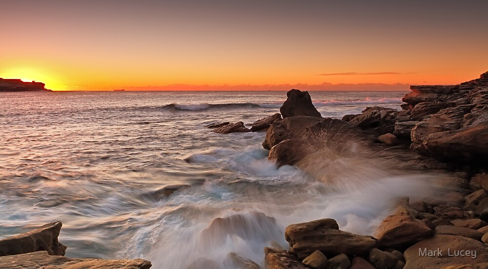 Blocked Rays by Mark  Lucey
