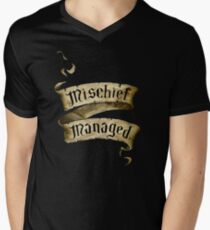 Mischief Managed Banner T-Shirt