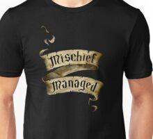 Mischief Managed Banner Unisex T-Shirt