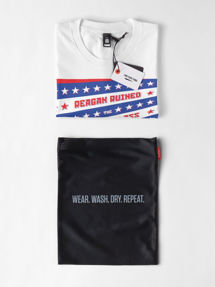 Alternate view of Reagan Ruined the Middle Class Premium T-Shirt