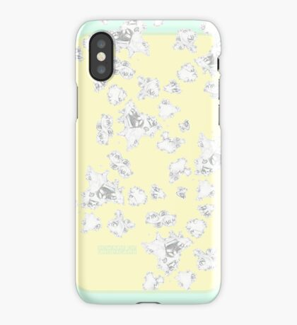 Beware of DropBears iPhone Case/Skin