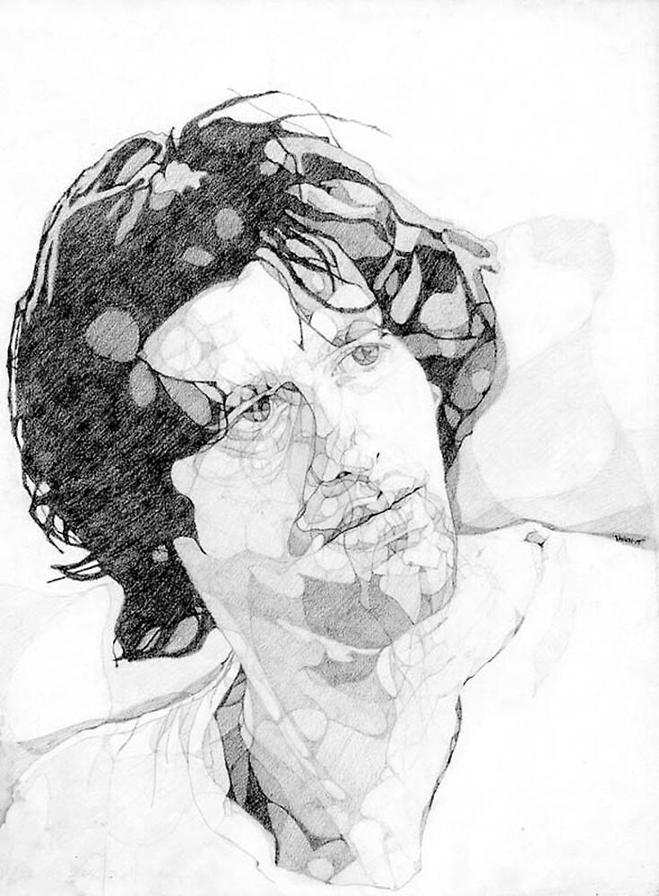 A Male by Karen Clark