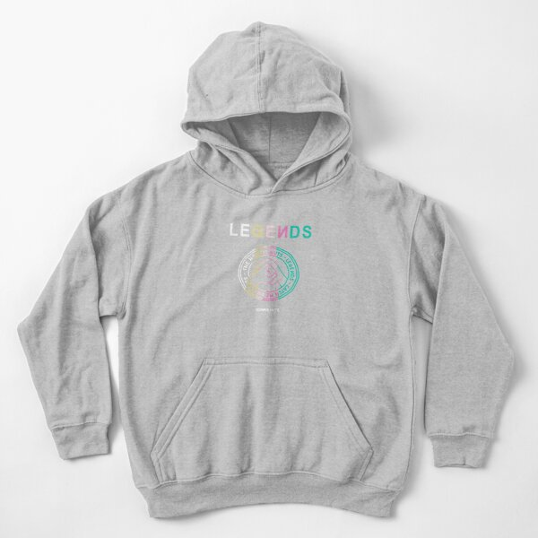 Legends Colorful Kids Pullover Hoodie