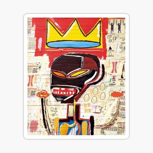 Kings 2 art tees Sticker