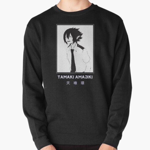 TAMAKI AMAJIKI - My Hero Academia - Black Version Pullover Sweatshirt