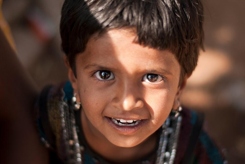 Innocent eyes by Neha Singh