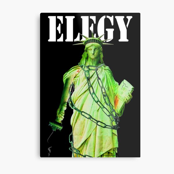 Elegy Metal Print