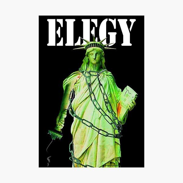 Elegy Photographic Print