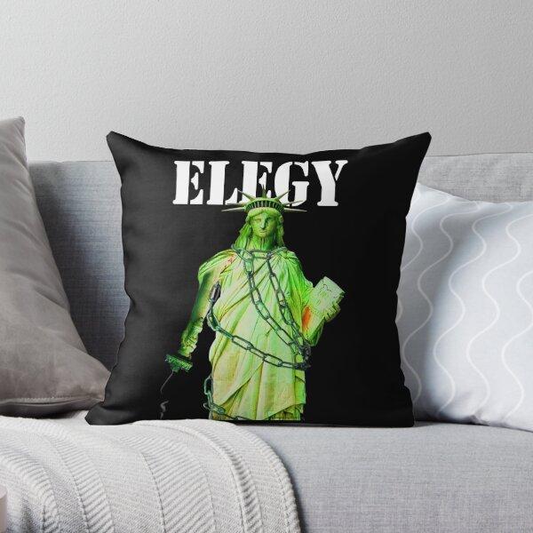 Elegy Throw Pillow