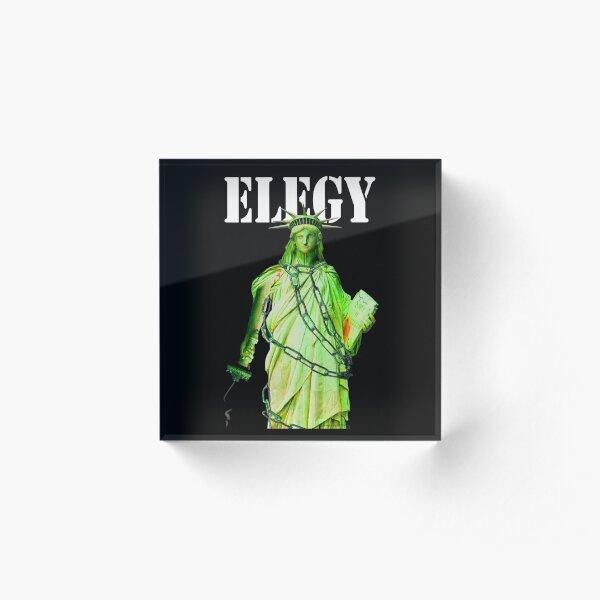 Elegy Acrylic Block