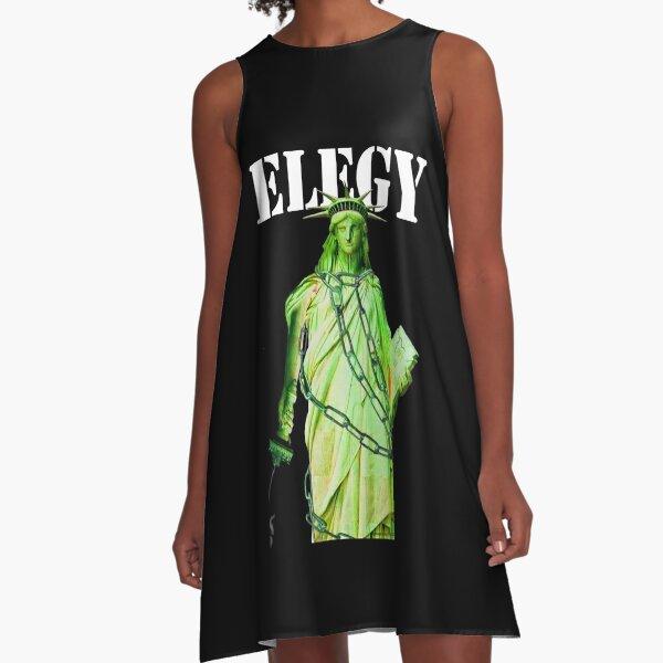 Elegy A-Line Dress