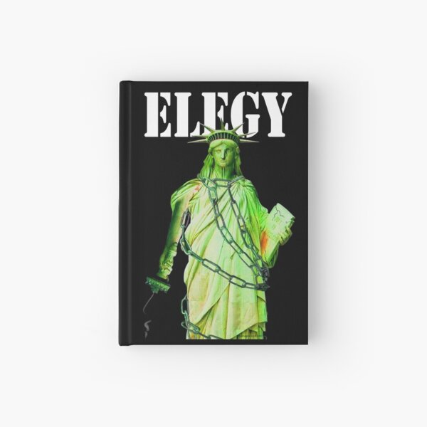 Elegy Hardcover Journal