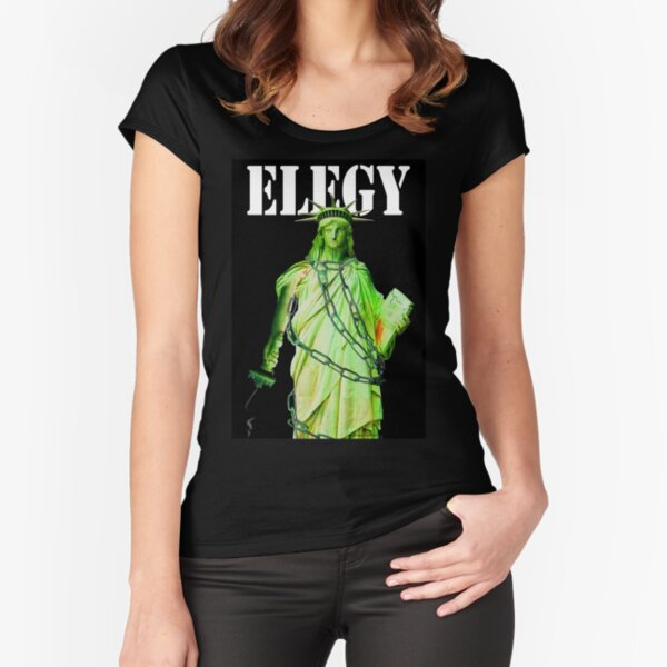 Elegy Fitted Scoop T-Shirt