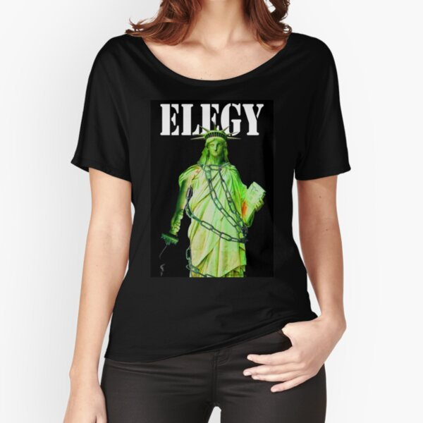 Elegy Relaxed Fit T-Shirt