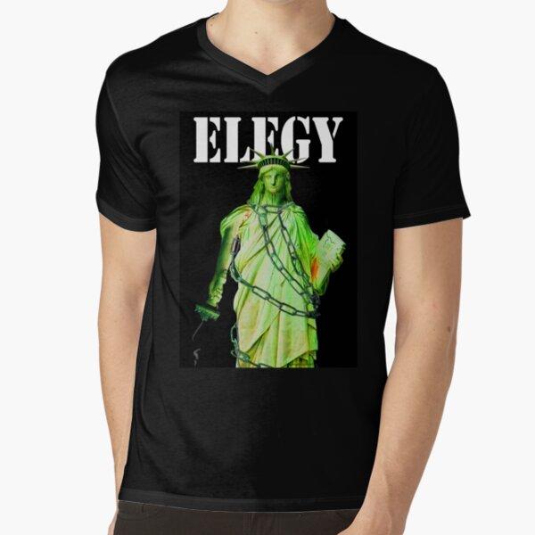Elegy V-Neck T-Shirt
