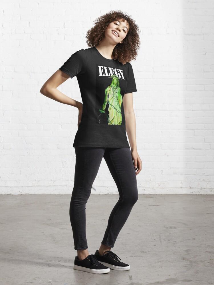 Alternate view of Elegy Essential T-Shirt
